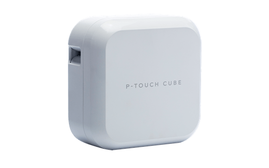 P-touch CUBE Plus PT-P710BTH Rechargeable Label Printer with Bluetooth  2