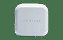 PT-P710BT CUBE Plus oplaadbare labelprinter met Bluetooth (wit)