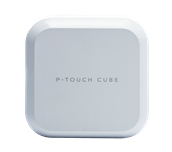 PT-P710BTH P-touch CUBE Plus version blanche  - face avant