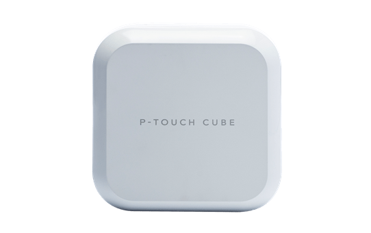 PT-P710BTH - P-touch CUBE Plus - imprimante d'étiquettes rechargeable Bluetooth