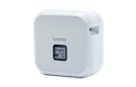 P-touch CUBE Plus PT-P710BTH Rechargeable Label Printer with Bluetooth (White) 3