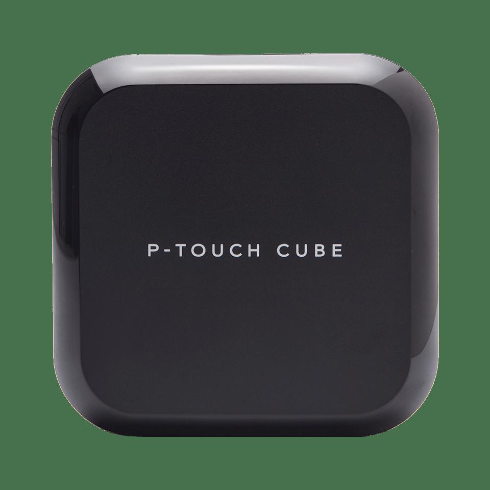 Rotuladora profesional PT-P710BT Cube, Brother