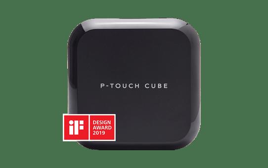 Brother PTP710BT Cube Plus merkemaskin med USB og Bluetooth 3