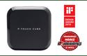 PT-P710BT P-touch CUBE - Drukarka etykiet z możliwością ponownego ładowania oraz Bluetooth 4