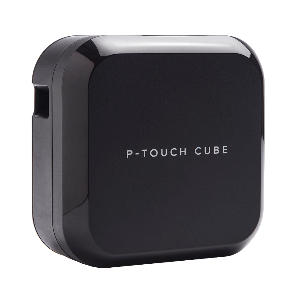 Brother PTP710BT Cube Plus merkemaskin med USB og Bluetooth