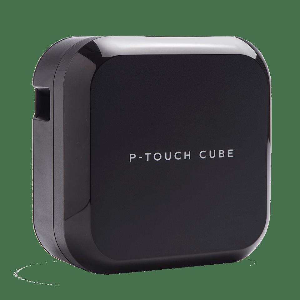 P-touch CUBE Plus (PT-P710BT) 24mm labelprinter met Bluetooth aansluiting
