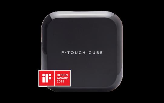 PT-P710BT P-touch CUBE Plus címkenyomtató Bluetooth csatlakozással