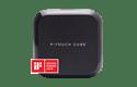 PT-P710BT P-touch CUBE Plus imprimantă de etichete cu Bluetooth și acumulator
