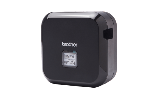 P-touch CUBE Plus (schwarz) PT-P710BT 3