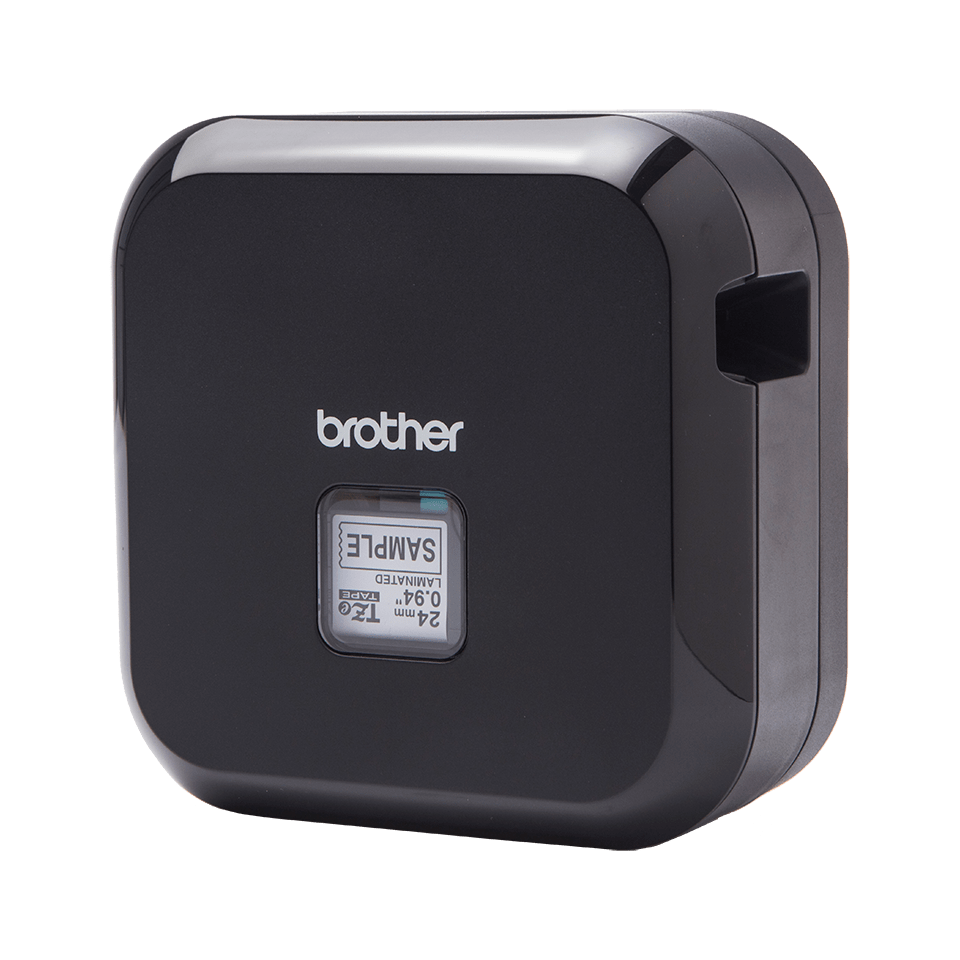 PT-P710BT CUBE Plus oplaadbare labelprinter met Bluetooth 3