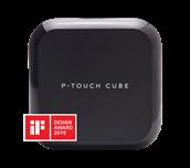 PT-P710BT P-touch CUBE Plus PT-P710BT   uppladdningsbar märkmaskin med Bluetooth