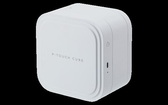 Brother PTP910BT CUBE Pro oppladbar merkemaskin med USB og Bluetooth 4