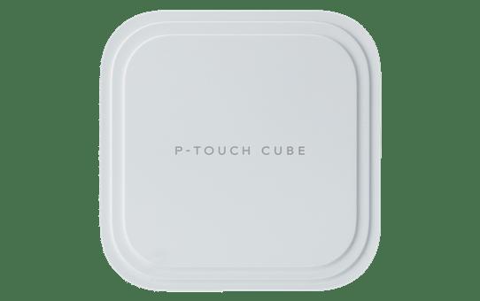 Brother PTP910BT CUBE Pro oppladbar merkemaskin med USB og Bluetooth