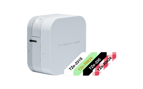 P-touch CUBE Startpaket (PT-P300BT)