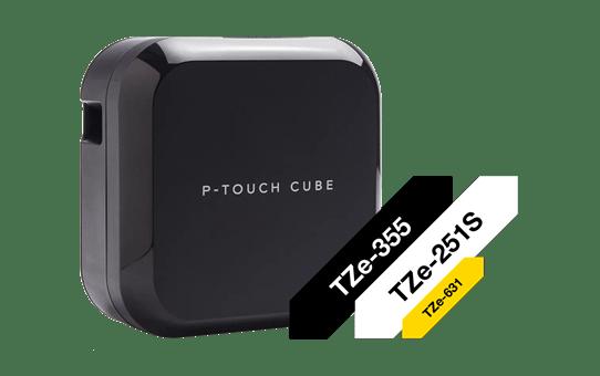 P-touch CUBE Plus Startpaket (PT-P710BT)
