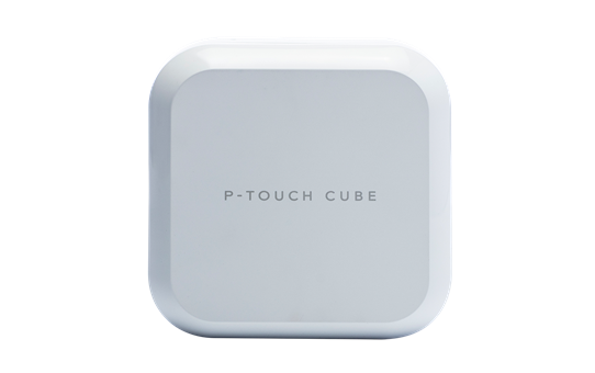 P-touch CUBE Plus Startpaket (PT-P710BTH) 3
