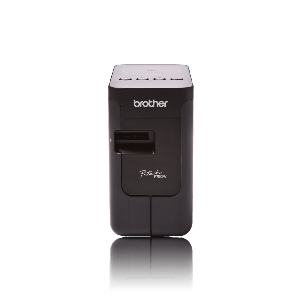 PT-P750TDI P-touch étiqueteuse à ruban
