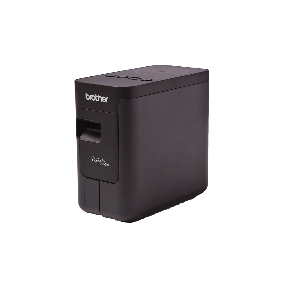 PT-P750W Desktop Label Printer + WiFi 2