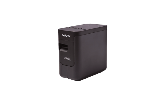 PT-P750W 24mm P-touch labelprinter met aansluiting voor PC / apps