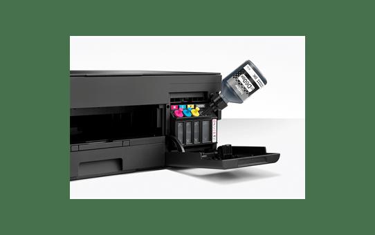 Imprimantă color cu jet de cerneală, DCP-T220 InkBenefit Plus, 3 în 1 de la Brother 3