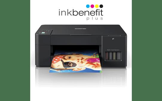 Imprimantă color cu jet de cerneală, DCP-T220 InkBenefit Plus, 3 în 1 de la Brother 7