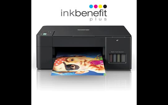 DCP-T220 InkBenefit Plus - kolorowe urządzenie wielofunkcyjne 3 w 1 8