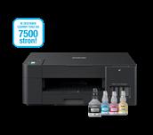 DCP-T220 InkBenefit Plus - kolorowe urządzenie wielofunkcyjne 3 w 1
