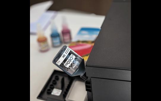 Цветное струйное МФУ 3-в-1 DCP-T225 Inkbenefit Plus 6