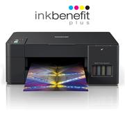 Imprimantă cu jet de cerneală Brother DCP-T420W cu poză imprimată