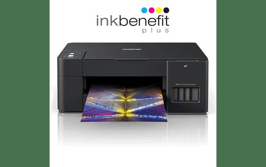 Brother DCP-T420W InkBenefit Plus 3az1-ben színes, tintatartályos készülék 7
