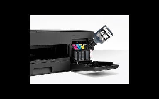 DCP-T420W barvna brizgalna večfunkcijska naprava 3-v-1 Brother InkBenefit Plus 3