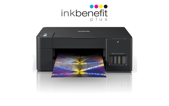 DCP-T420W InkBenefit Plus - kolorowe urządzenie wielofunkcyjne 3 w 1 8