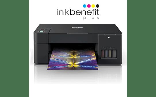 Brother DCP-T425W InkBenefit Plus 3az1-ben színes, tintatartályos készülék 7