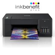Imprimantă cu jet de cerneală Brother DCP-T425W cu poză imprimată
