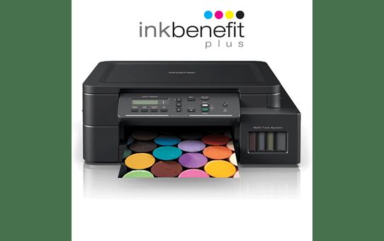 Brother DCP-T520W InkBenefit Plus 3az1-ben színes, tintatartályos készülék 7