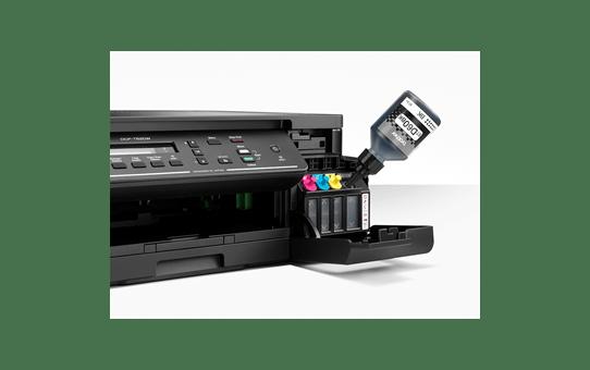 Цветное струйное МФУ 3-в-1 Brother DCP-T520W InkBenefit Plus 3