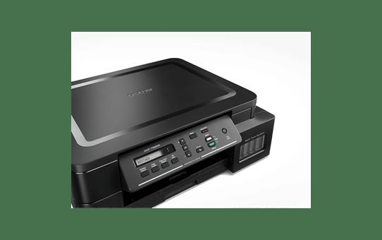 DCP-T520W barvna brizgalna večfunkcijska naprava 3-v-1 Brother InkBenefit Plus 4