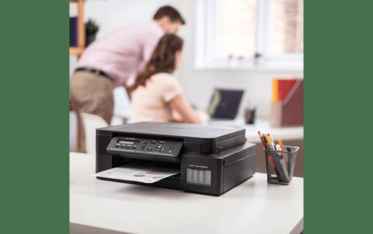 DCP-T520W - мултифункционално цветно мастилено-струйно устройство, серия Inkbenefit Plus 5