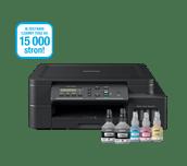 DCP-T520W InkBenefit Plus - kolorowe urządzenie wielofunkcyjne 3 w 1
