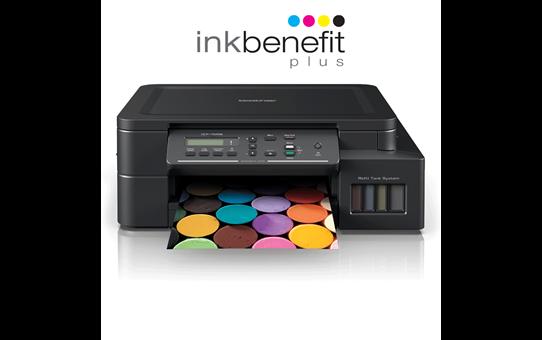 Brother DCP-T525W InkBenefit Plus 3az1-ben színes, tintatartályos készülék 7