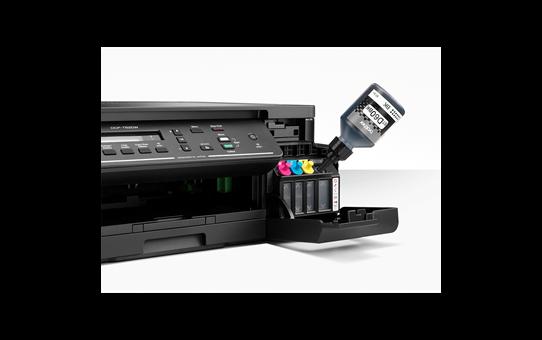 DCP-T525W InkBenefit Plus, imprimantă multifuncțională 3 în 1, cu jet de cerneală, de la Brother 3