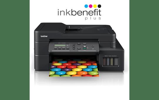 Barevná inkoustová tiskárna DCP-T720DW Inkbenefit Plus 3 v 1 od společnosti Brother 7
