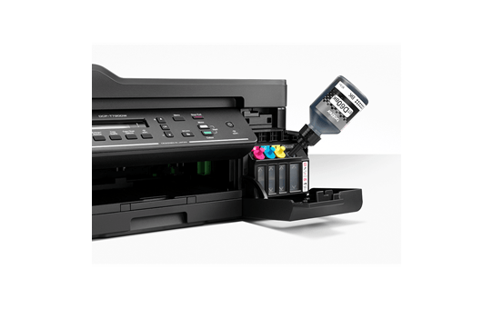 DCP-T720DW barvna brizgalna večfunkcijska naprava 3-v-1 Brother InkBenefit Plus 3