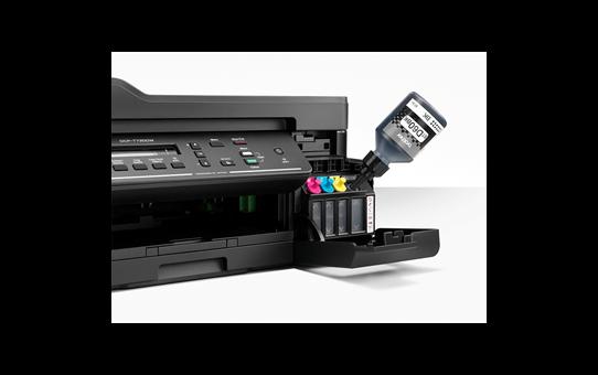 Цветное струйное МФУ 3-в-1 Brother DCP-T720DW Inkbenefit Plus 3
