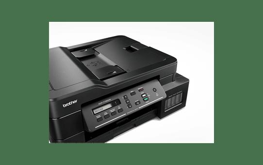 Brother DCP-T720DW InkBenefit Plus 3az1-ben színes, tintatartályos készülék 4