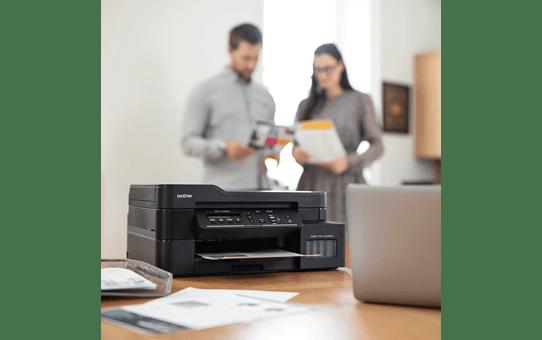 Barevná inkoustová tiskárna DCP-T720DW Inkbenefit Plus 3 v 1 od společnosti Brother 6