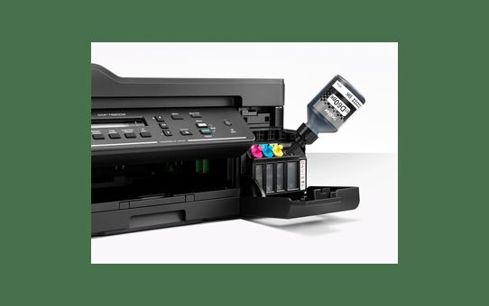 Цветное струйное МФУ 3-в-1 Brother DCP-T820DW Inkbenefit Plus 3