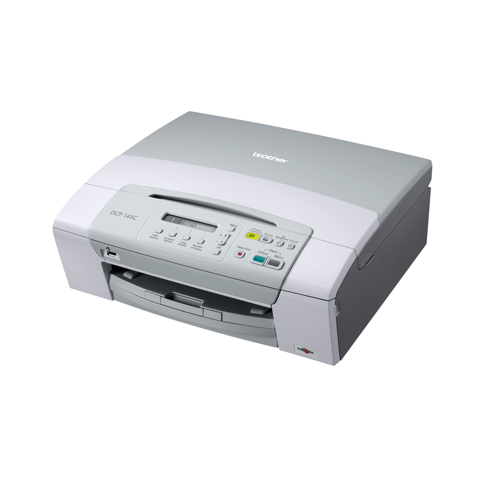 DCP-145C all-in-one inkjetprinter