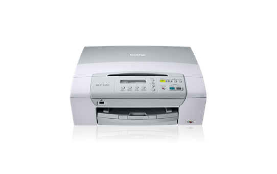 DCP-145C all-in-one inkjetprinter 2