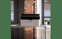 Wireless 3-in-1 Mono Laser Printer - DCP-1610WVB All in Box Bundle 4